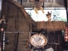Jerome Gaspard - cascadeur - Spectacle - Pocahontas - 1998