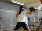 Jerome Gaspard - cascadeur - Boxe Sparring - 2012