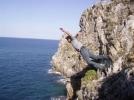 Jerome Gaspard - cascadeur - Chute 28m - Largo Winch 1 - 2007