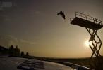 Jerome Gaspard - cascadeur - Tracassé/gainer Airbag Freejump