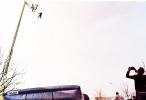 Jerome Gaspard - cascadeur - Salto Avant/Frontflip 27m Airbag Freejump - 2013