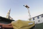 Jerome Gaspard - cascadeur - Salto Avant/Frontflip 16m Airbag Freejump - 2009