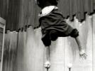 Jerome Gaspard - cascadeur - Equilibre 1 bras - 2001