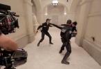 Jerome Gaspard - cascadeur - Combat/fight - Lucy - 2014