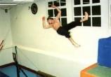 Jerome Gaspard - cascadeur - Chute Training - 1997