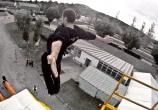 Jerome Gaspard - cascadeur - Tracassé/gainer Airbag Freejump - 2011