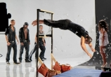 Jerome Gaspard - cascadeur - Impact Casse defenestration - clip Over You - 2011