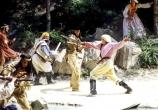 Jerome Gaspard - cascadeur - Combat Epee Baton - Spectacle - Pocahontas - 1998