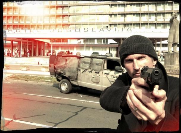 Jerome Gaspard - Book - 22 - 3 days to Kill - 2013
