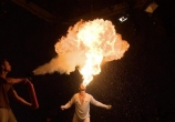 Jerome Gaspard - cascadeur - performance (11) - extinction feu flamme