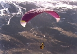 Jerome Gaspard - cascadeur - performance (16) - vol parapente