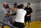 Jerome Gaspard - cascadeur - performance (18) - Boxe sparring assaut