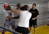 Jerome Gaspard - cascadeur - performance (18) - Boxe sparring assaut