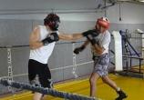 Jerome Gaspard - cascadeur - performance (19) - Boxe sparring assaut