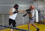Jerome Gaspard - cascadeur - performance (19) - Boxe sparring assaut