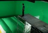 Jerome Gaspard - cascadeur - performance (39) - tournage studio fond vert