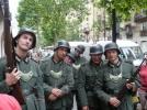 Armee du crime - Manu Lanzi, Fred Dessains, Mickael Troude & Jerome Gaspard
