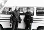 Tournage Chaos - Police