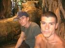 "Tarzan - Lino Khris ""la Mouche"" & Jerome Gaspard"