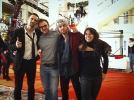 The Voice - Franck Blanc, Alexandre Moreira, Maité Blanco & Jerome Gaspard