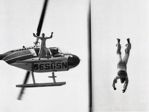 Stuntman Dar Robinson