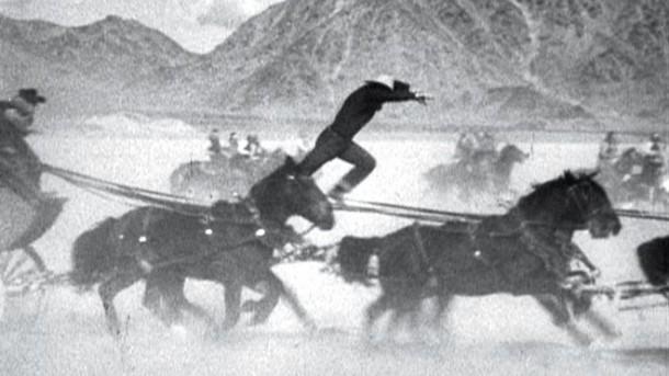 Histoire de la cascade - Western