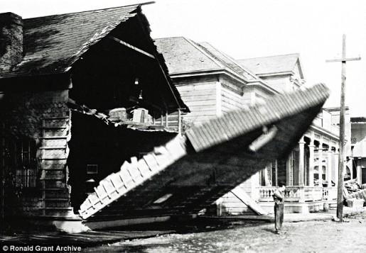 Histoire de la cascade - Buster Keaton